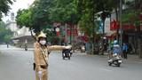 Hà Nội: Giao thông êm thuận trong Ngày hội non sông