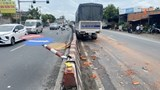 Tai nạn giao thông mới nhất hôm nay 24/5: Xe tải va chạm xe ba gác, 1 người tử vong tại chỗ