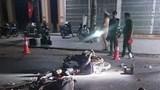Thanh Hóa: 2 xe máy đấu đầu, 4 người thương vong