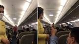 Hành khách chửi bới nhân viên hàng không rồi trốn nộp phạt