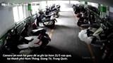 [Clip] Thiêu rụi cả gara do xe đạp điện bất ngờ phát nổ