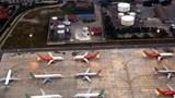 Giải quyết nhu cầu đỗ máy bay qua đêm của các hãng hàng không