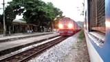 Đường sắt Bắc - Nam bị phong tỏa vì phát hiện bom sát đường ray