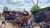 Tai nạn giao thông mới nhất hôm nay 6/6: Tai nạn thảm khốc trên đường Hồ Chí Minh, 2 người chết, 4 người bị thương