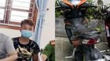 Bắt đối tượng trộm cắp xe máy ở Hà Nội đi hơn 500km về quê để tiêu thụ