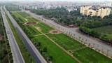 Đầu tư giai đoạn 2 đường trục khu đô thị mới Mê Linh