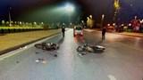 """Khởi tố 6 """"quái xế"""" đua xe gây tai nạn khiến người đàn ông đi SH thương tật"""