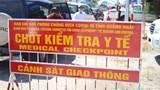 Dừng vận tải khách tuyến Quảng Ngãi - Đà Nẵng, tái kích hoạt 4 chốt kiểm tra y tế