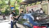 Quận Đống Đa: Tăng cường xử lý xe ô tô dừng, đỗ sai quy định tại cổng Bệnh viện Đại học Y