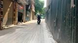 Gấp rút tìm nguồn ô nhiễm môi trường trên phố Kim Hoa