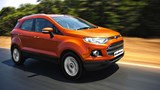 Triệu hồi Ford Ecosport do lỗi hệ thống phanh