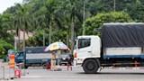 Hà Nội thêm 3 ca mắc Covid-19 là lái xe chở hàng Bắc - Nam