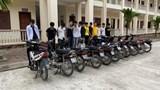 Điện Biên: Xử phạt nhóm bốc đầu xe máy, quay video đăng lên mạng câu view