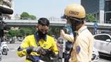 Hà Nội: Hơn 14.500 trường hợp vi phạm trong 1 tuần tổng kiểm soát phương tiện