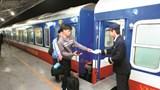 """Đường sắt giảm giá vé """"sập sàn"""" để tri ân cán bộ, nhân viên trong ngành"""