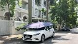 Cách bảo vệ ô tô dưới trời nắng nóng đỉnh điểm