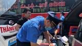 Hà Nội: Xử lý 752 xe khách, phạt tiền hơn 1 tỷ đồng