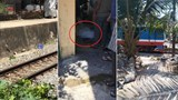 Đà Nẵng: Một người đàn ông bị tàu hỏa kéo lê gần 20m