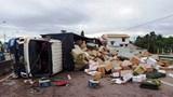 Tai nạn giao thông mới nhất hôm nay (11/6): Xe tải chở gỗ đâm xe máy, một người tử vong tại chỗ