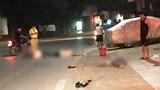 Xe máy kẹp 3 đâm trực diện ô tô, 1 người chết tại chỗ, 2 người nguy kịch