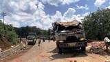 Tai nạn giao thông mới nhất hôm nay (29/6): Xe chở gạch rơi xuống mương nước, 2 người chết tại chỗ