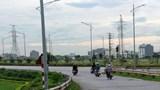 Xe máy đua nhau đi ngược chiều trên cao tốc Hà Nội – Bắc Giang