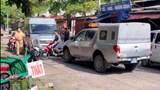 Cảnh sát Giao thông truy đuổi xe vi phạm như phim hành động
