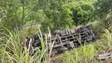Tai nạn giao thông mới nhất hôm nay (9/7): Vượt xe tải bất thành, 2 người đi xe máy tử vong thương tâm