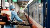 Đường sắt tăng cường giải pháp đối phó với dịch bệnh Covid-19