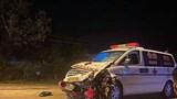 Tai nạn giao thông mới nhất hôm nay 11/7: Xe máy đâm trực diện xe cứu thương, nam thanh niên tử vong thương tâm