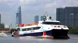 Dùng tàu cao tốc để vận chuyển hàng hóa thiết yếu cho các tỉnh phía Nam