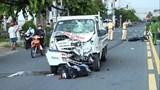 Tai nạn giao thông mới nhất hôm nay (21/7): Hai thanh niên nghi trộm chó, tông trực diện xe tải khi bỏ chạy