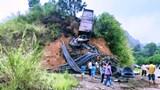 Tai nạn giao thông mới nhất hôm nay (22/7): Xe đầu kéo bốc cháy trên đèo Khau Múc, lái xe tử vong thương tâm