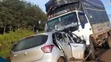 Tai nạn đặc biệt nghiêm trọng ở Gia Lai, 3 người tử vong tại chỗ