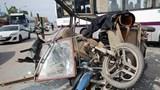 Tai nạn giao thông mới nhất hôm nay (1/8): Xe tải lao thẳng vào chốt kiểm dịch Covid-19 khiến 7 người thương vong