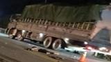 Tai nạn chết người trên cao tốc Hà Nội – Bắc Giang