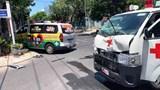 Tai nạn giao thông mới nhất hôm nay 25/8: Hai xe cấp cứu đâm nhau tại Đà Nẵng khiến một người tử vong