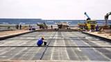 Dự án sửa đường băng sân bay Tân Sơn Nhất chính thức thi công trở lại