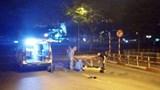 Tai nạn giao thông mới nhất hôm nay (31/8): Ngã từ đường Vành đai 2 xuống phố Đội Cấn, nam thanh niên đi xe máy nhập viện