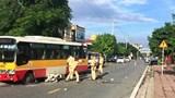 Hai học sinh gặp nạn trên đường đến trường, người tử vong thương tâm, người nhập viện cấp cứu