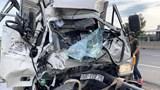 Tai nạn giao thông mới nhất hôm nay (2/10): Tài xế ngủ gật, xe tải lao thẳng vào xe đầu kéo khiến 2 người tử vong
