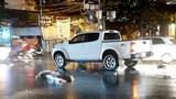 Tai nạn giao thông mới nhất hôm nay (17/10): Đi xe máy va chạm xe bán tải, nam thanh niên bị cán tử vong