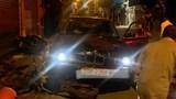 Xác định danh tính tài xế ô tô BMW đâm 5 người trọng thương trong đêm