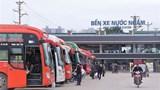 Băn khoăn với kế hoạch tổ chức vận tải hành khách của Bộ Giao thông