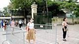 Hà Nội: Không để thí sinh, giám thị đến muộn giờ do ùn tắc giao thông