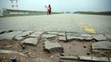 Chấn chỉnh việc quản lý, bảo trì đường bộ ở Nghệ An
