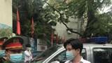 Công an quận Thanh Xuân kịp thời đưa một nam sinh nhầm địa điểm đến thi đúng giờ