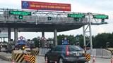 Tăng cường kiểm soát xe quá tải trên cao tốc Hà Nội - Hải Phòng