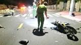 Hai xe máy va chạm trong đêm, 3 người thương vong