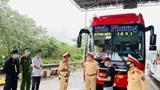 Thanh Hóa tạm dừng vận tải hành khách đi Nghệ An, Hà Tĩnh và ngược lại